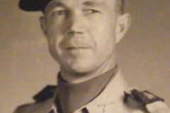 Francis B Mills: OSS in SE Asia in WWII, Commanded 1st Group in Early 60's